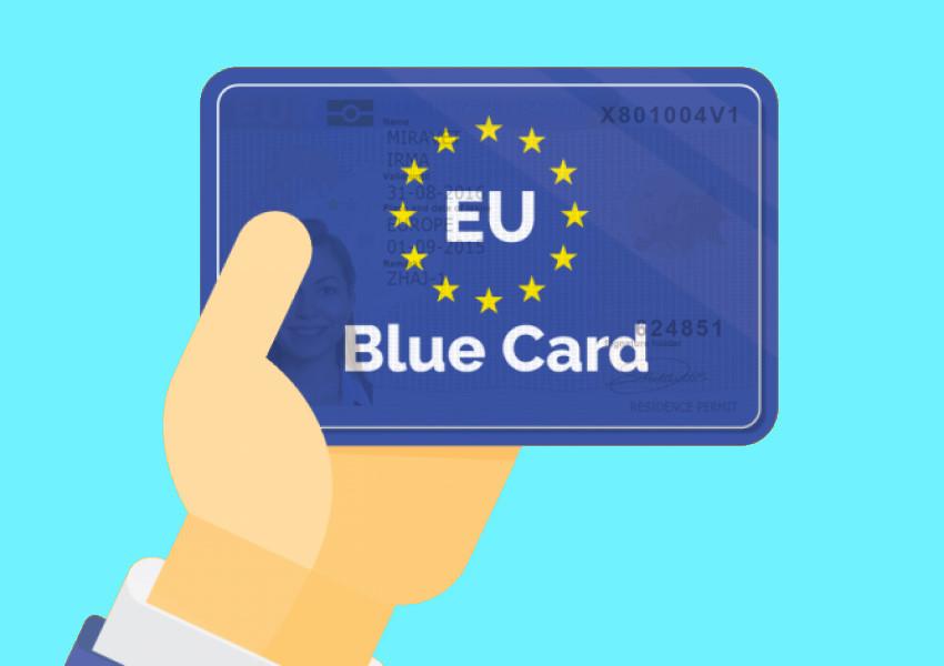 kako dobiti blue card za njemacku